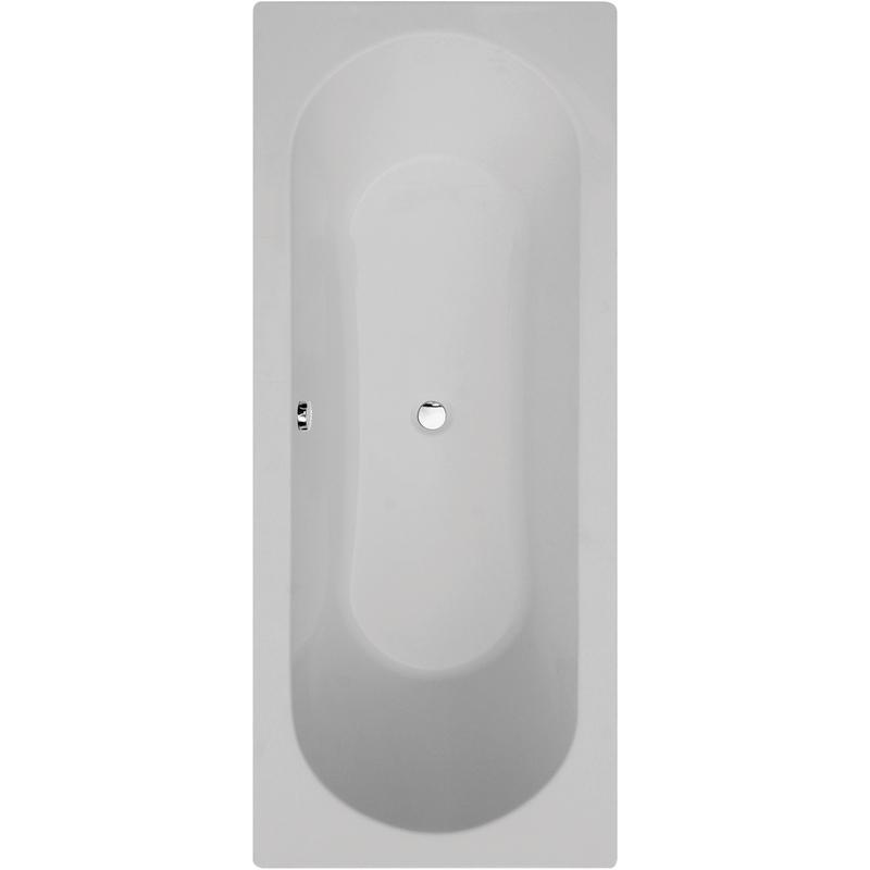 Aquabathe Duo 1700 x 700mm Double Ended Bath