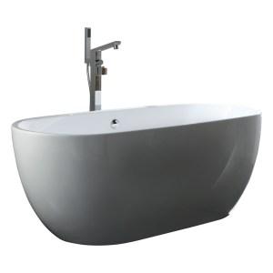 Aquabathe Summit 1500x700mm Luxury Freestanding Bath