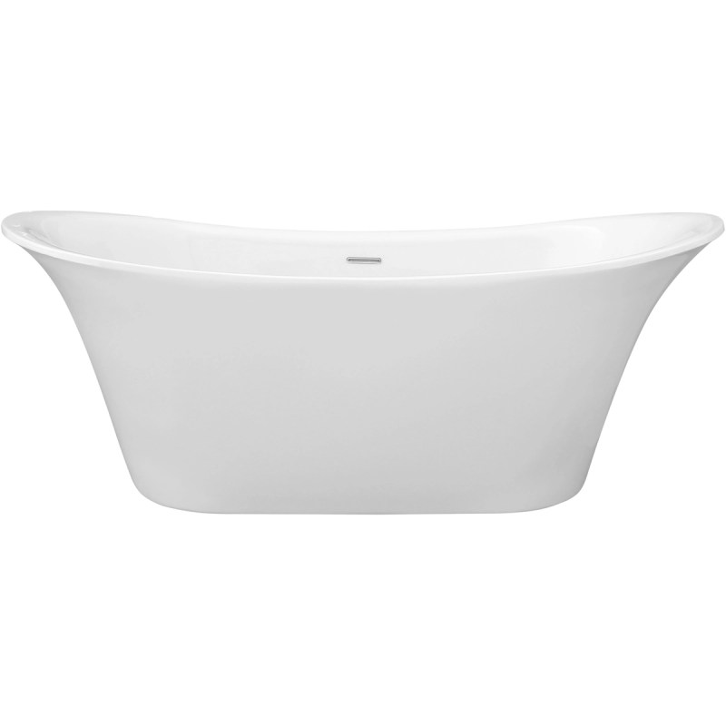 Holborn Bow 1800x800mm Luxury Freestanding Traditional Bath