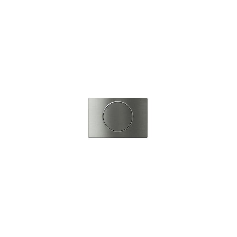 Geberit Flush Plate Sigma10 Steel Brushed/Polished/Brushed