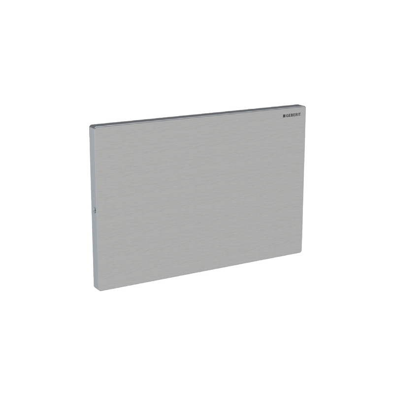 Geberit Sigma Cover Plate Brushed Stainless Steel Screwable