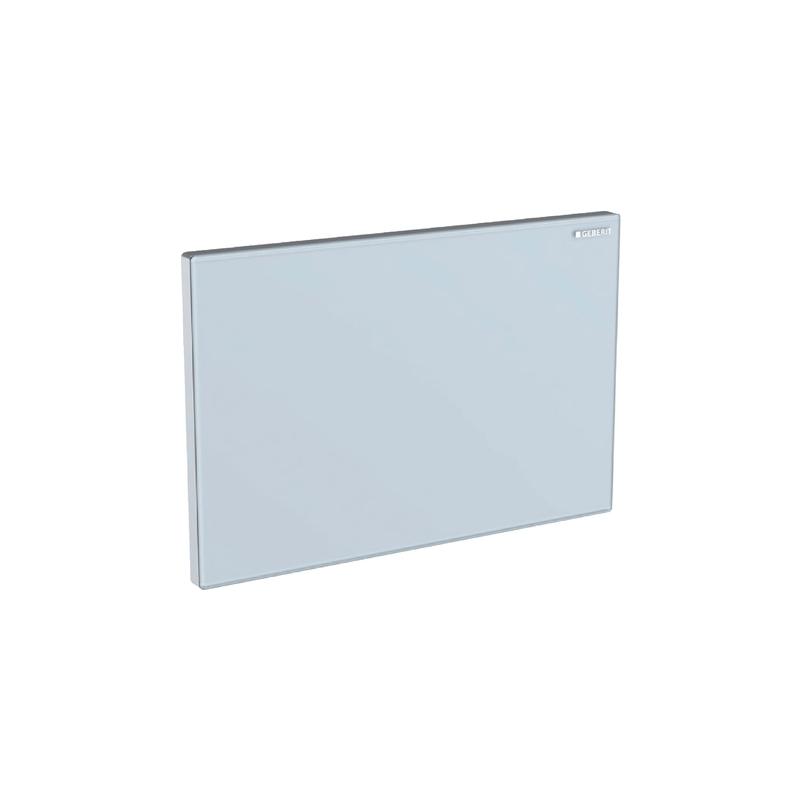 Geberit Sigma Cover Plate White Glass