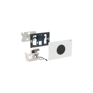 Geberit Flush Plate Sigma10 Mains Stainless Steel Brushed
