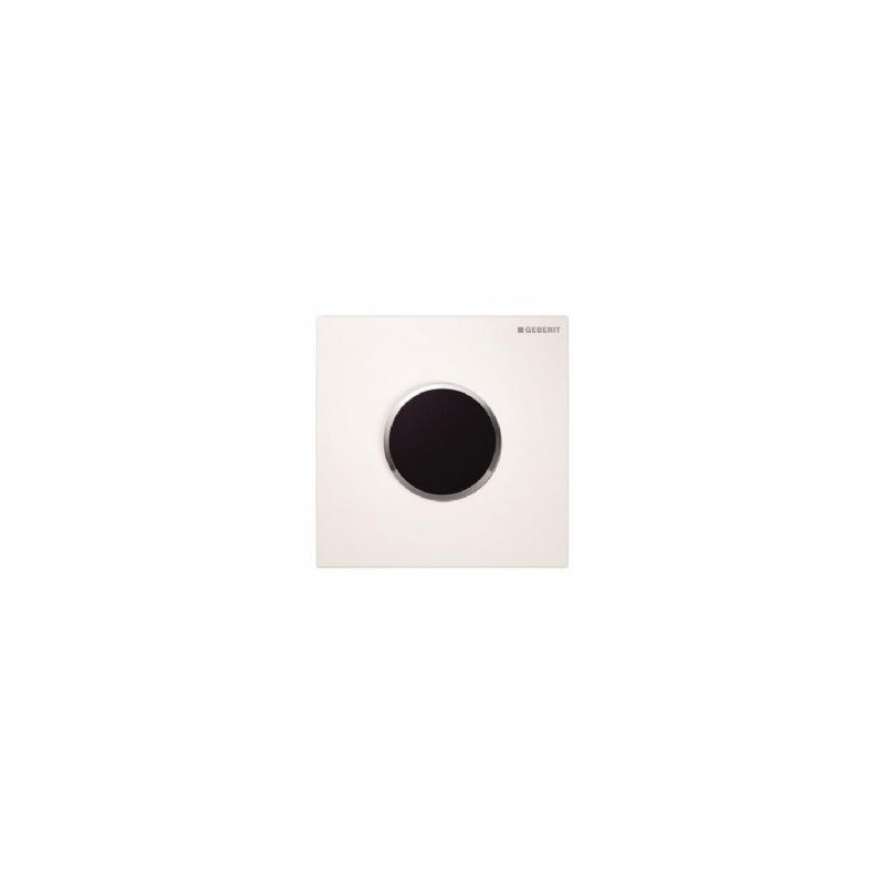 Geberit HyTronic Urinal Control White/Gloss Chrome/White