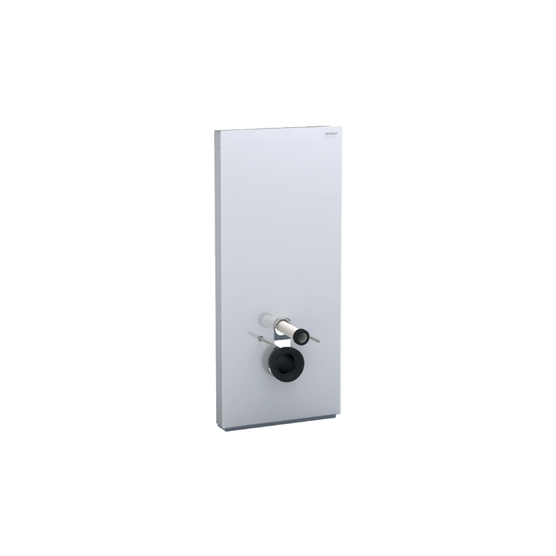 Geberit Monolith Plus Wall Hung WC 114cm White Glass