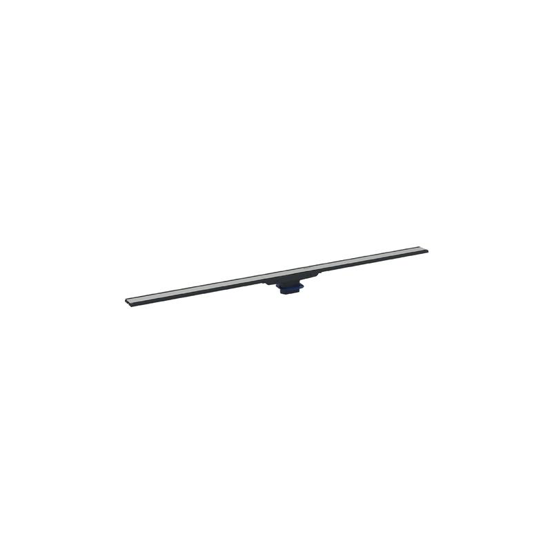 Geberit Shower Channel CleanLine60 130cm Dark/Brushed Metal