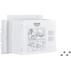Grohe Rapid SL Inspection Shaft for Small Flush Plates