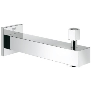 Grohe Eurocube Wall Mounted Bath Spout with Diverter 13304