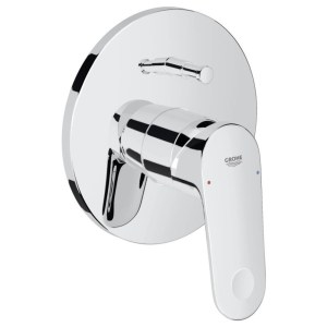 Grohe Europlus Single-Lever Bath/Shower Mixer Trim 19536