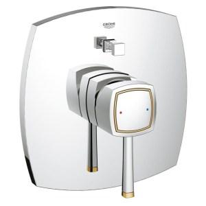 Grohe Grandera Bath/Shower Mixer Trim 19920 Chrome/Gold