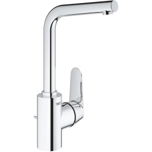 Grohe Eurodisc Cosmopolitan Basin Mixer with Pop Up Waste L-Size 23054