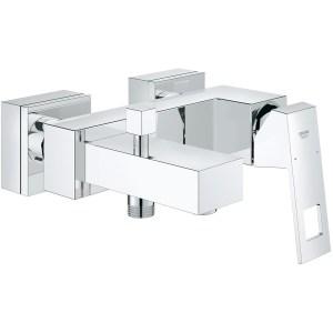 "Grohe Eurocube Wall Mounted Bath/Shower Mixer 1/2"" 23140"