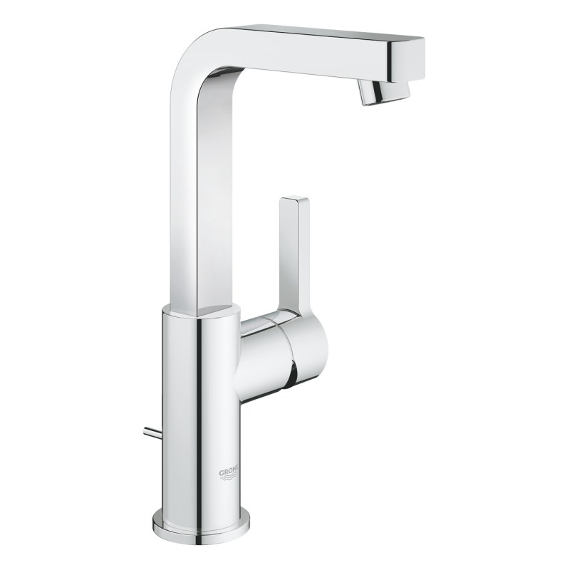 Grohe Lineare High Spout Basin Mixer 23296