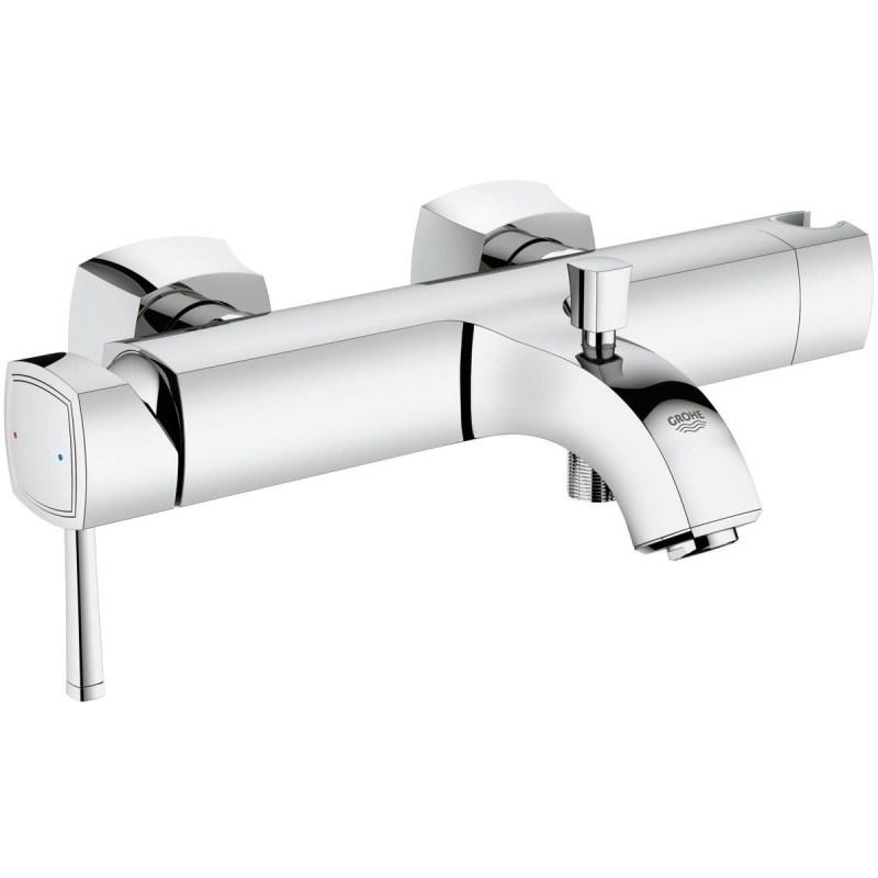 "Grohe Grandera Wall Bath/Shower Mixer 1/2"" 23317 Chrome"