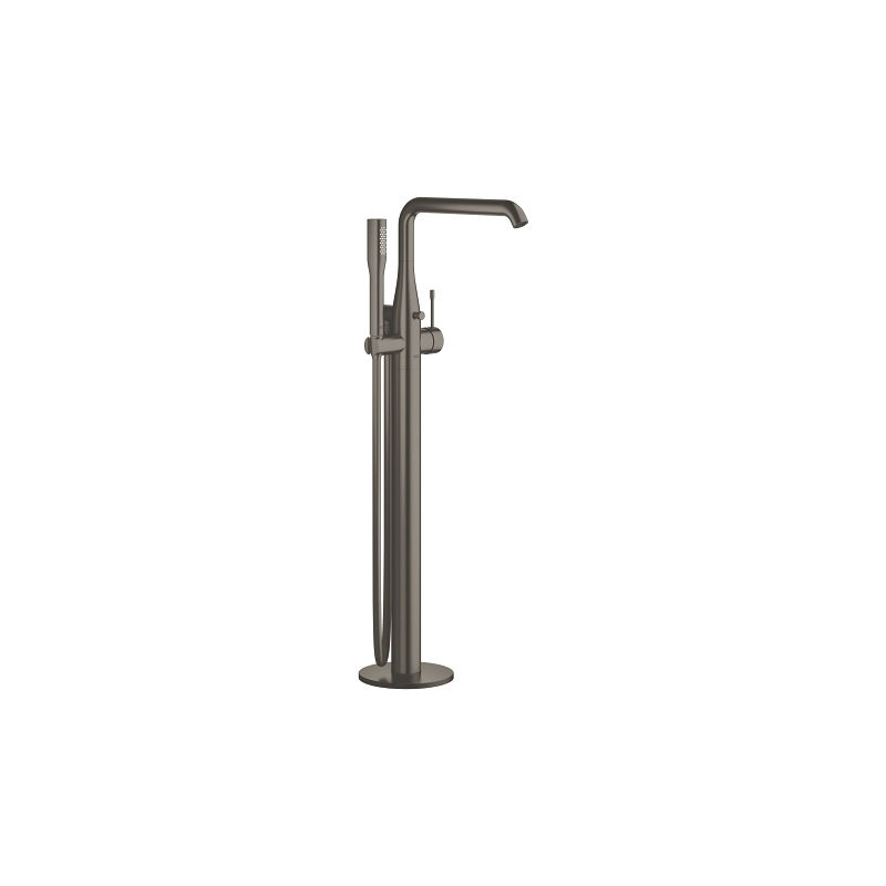 Grohe Essence Floor Mounted Bath Mixer 23491 Brushed Graphite