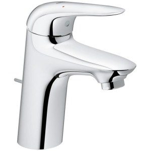 """Grohe Eurostyle Basin Mixer with Pop Up Waste 1/2"""" S-Size 23707"""