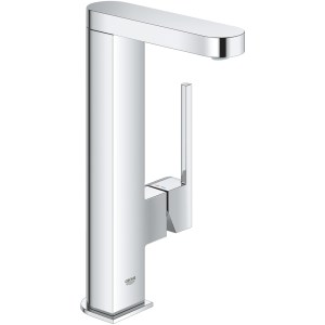 Grohe Plus Basin Mixer Smooth Body with Pull Out L-Size 23844