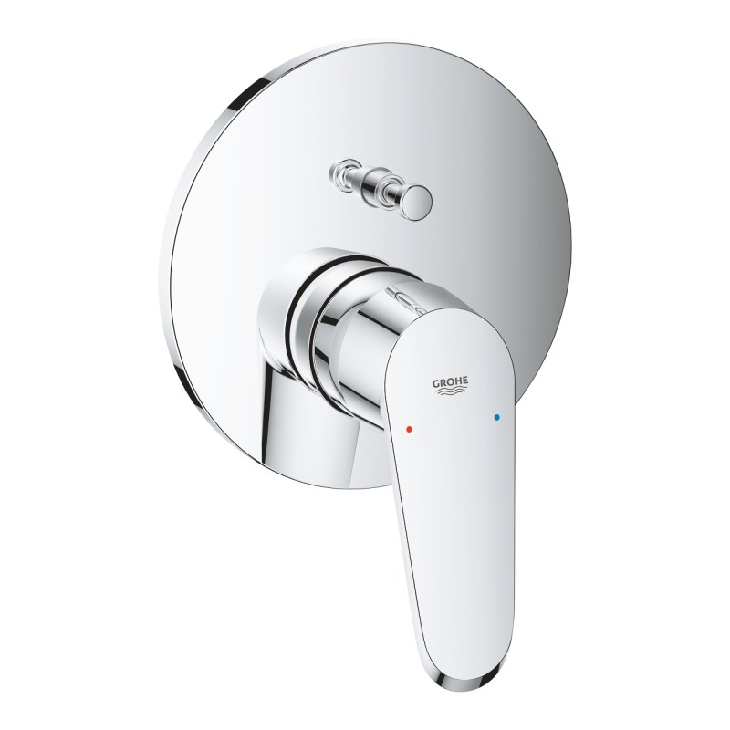 Grohe Eurodisc Cosmopolitan Shower Mixer with 2-Way Diverter