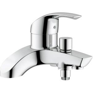 "Grohe Eurosmart Single-Lever Bath/Shower Mixer 1/2"" 25105"