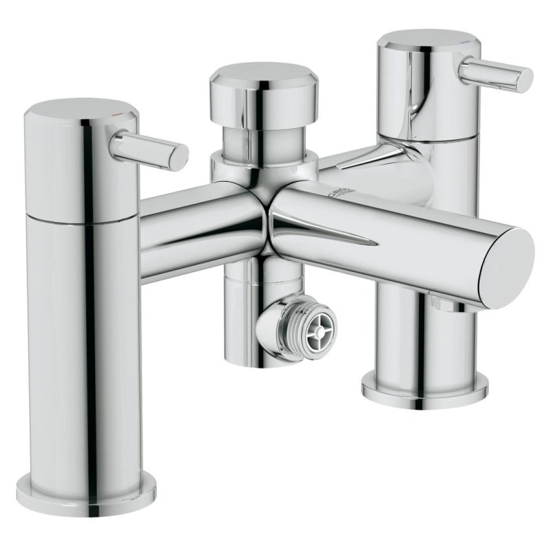 """Grohe Concetto Two-Handled Bath/Shower Mixer 1/2"""" 25109"""