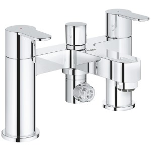Grohe BauEdge Bath Shower Mixer 25217 Chrome