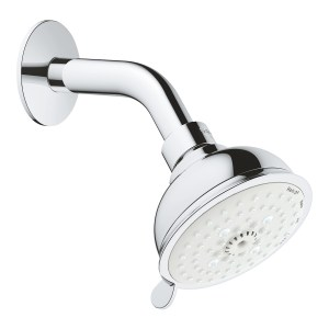 Grohe Tempesta Rustic 100 Head Shower Set 4 Sprays 26089