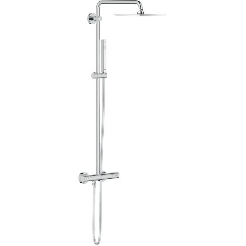 Grohe Euphoria 230 Thermostatic Shower System 26187