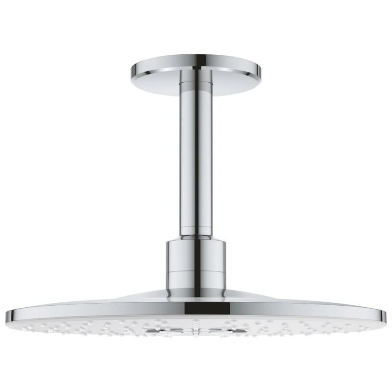 Grohe Rainshower 310 SmartActive Ceiling Shower Set 26477 White