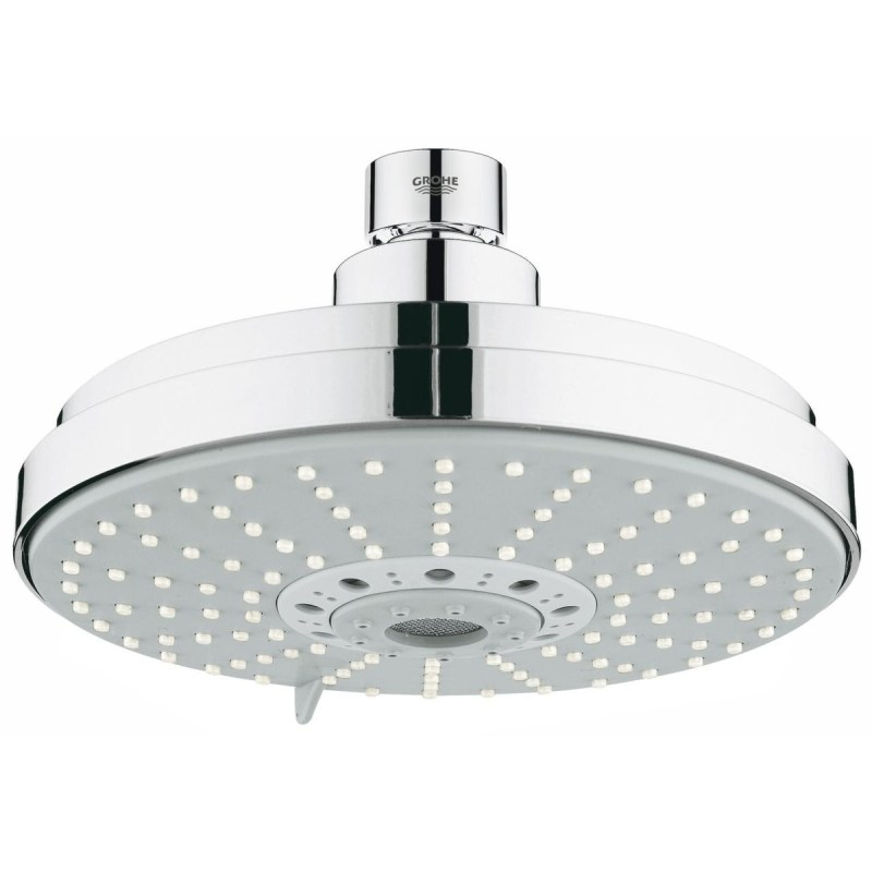 Grohe Rainshower Cosmopolitan 160 Head Shower 4 Sprays 27134