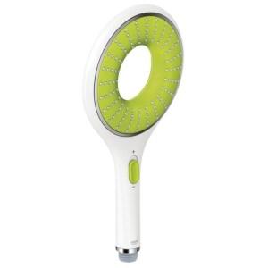 Grohe Rainshower Icon 150 Hand Shower 2 Sprays 27276 White/Green