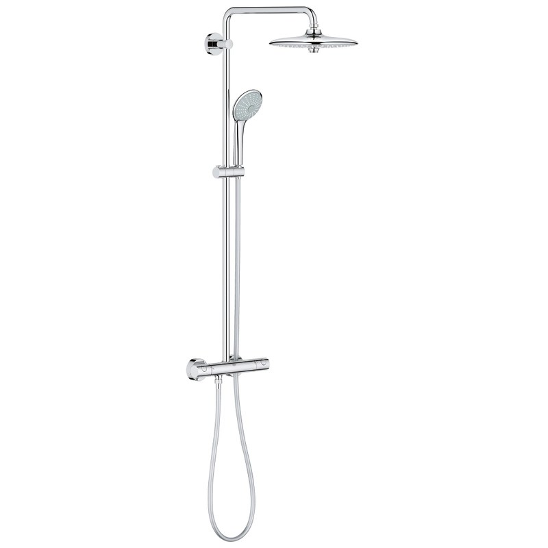 Grohe Euphoria 260 Thermostatic Shower System 27296