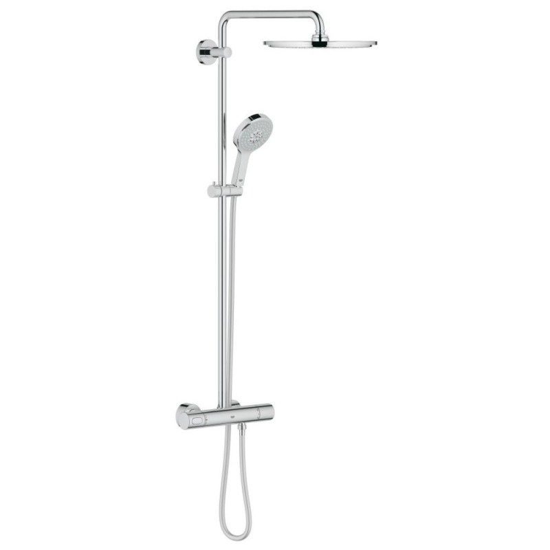 Grohe Rainshower 310 Thermostatic Wall Shower System 27968