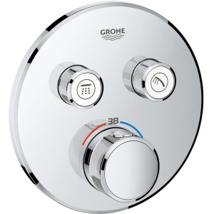 Grohe Smartcontrol Thermostat with 2 Valves 29119