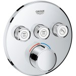 Grohe Smartcontrol Concealed Mixer with 3 Valves 29146