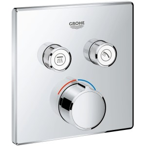 Grohe Smartcontrol Concealed Mixer with 2 Valves 29148