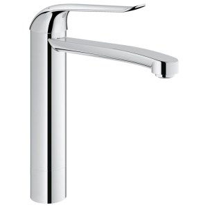 "Grohe Euroeco Special High Spout Basin Mixer 1/2"" 30208"