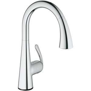 """Grohe Zedra Touch Electronic Single-Lever Sink Mixer 1/2"""" 30219"""