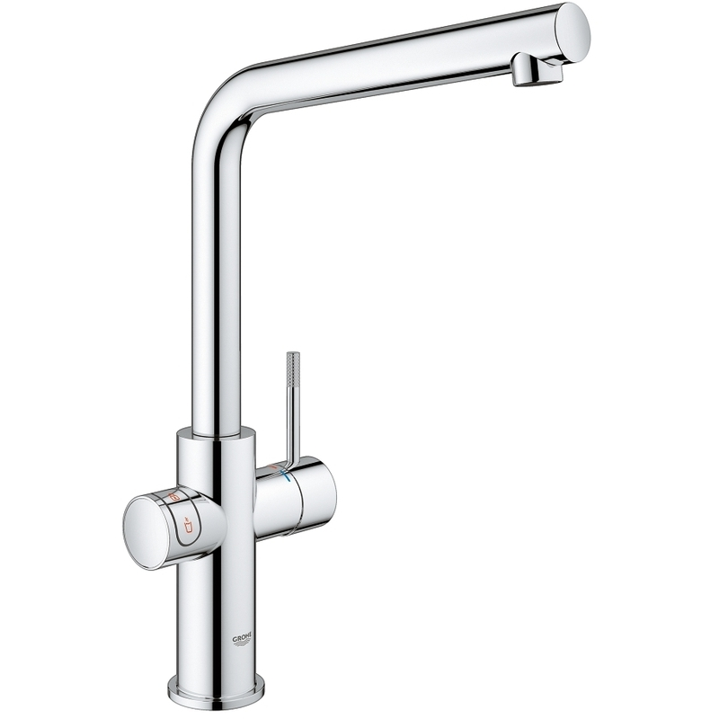 Grohe Red Duo Tap & L Size Boiler 30340 Chrome