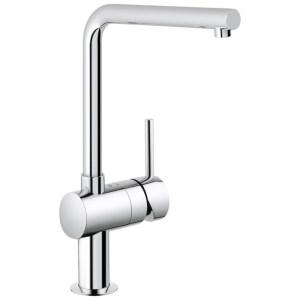 """Grohe Minta Single-Lever Mono Sink Mixer 1/2"""" 31375 Chrome"""