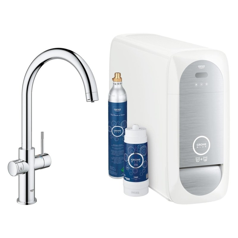 Grohe Blue Home Duo C-Spout 31455