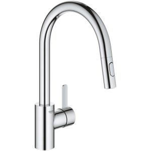 Grohe Eurosmart Cosmopolitan Sink Mixer with Pull Out Spout 31481