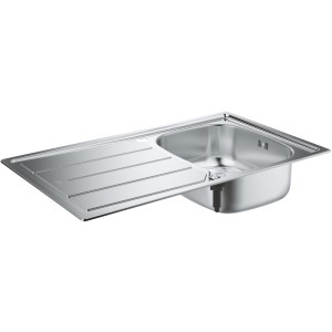 Grohe K200 45-S 86/50 1.0 Stainless Steel Sink with Drainer 31552