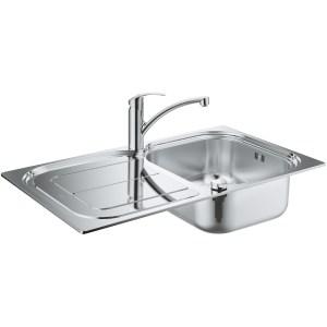 Grohe Eurosmart Kitchen Sink & Tap Bundle 31565
