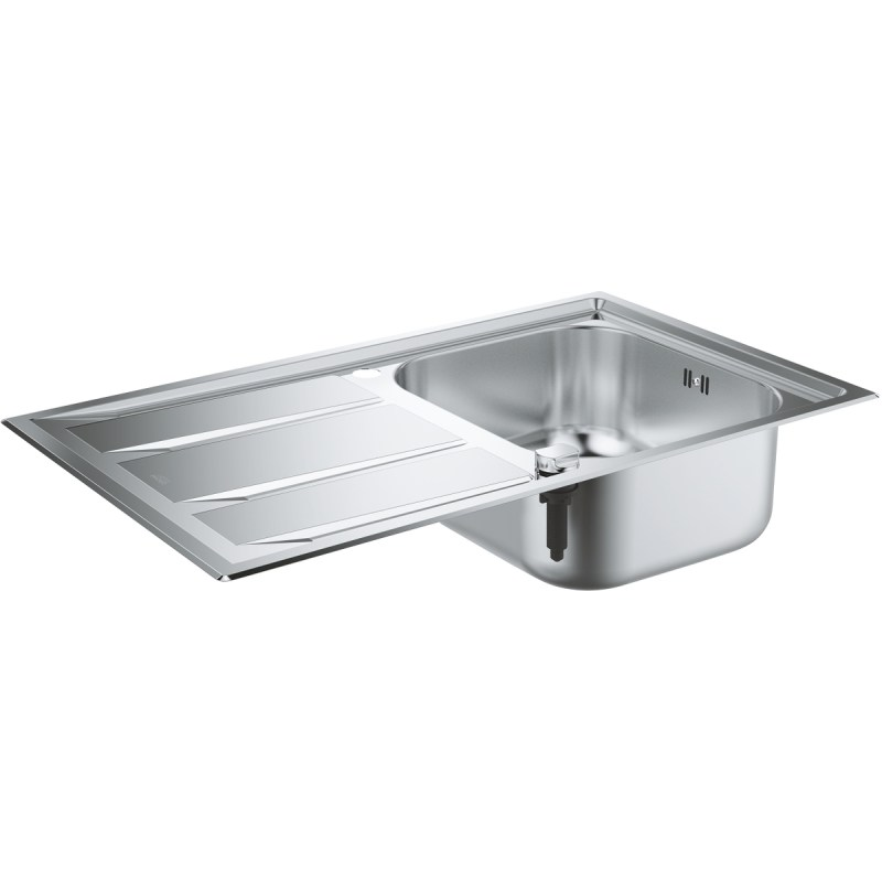 Grohe K400+ Stainless Steel Sink with Drainer 31568