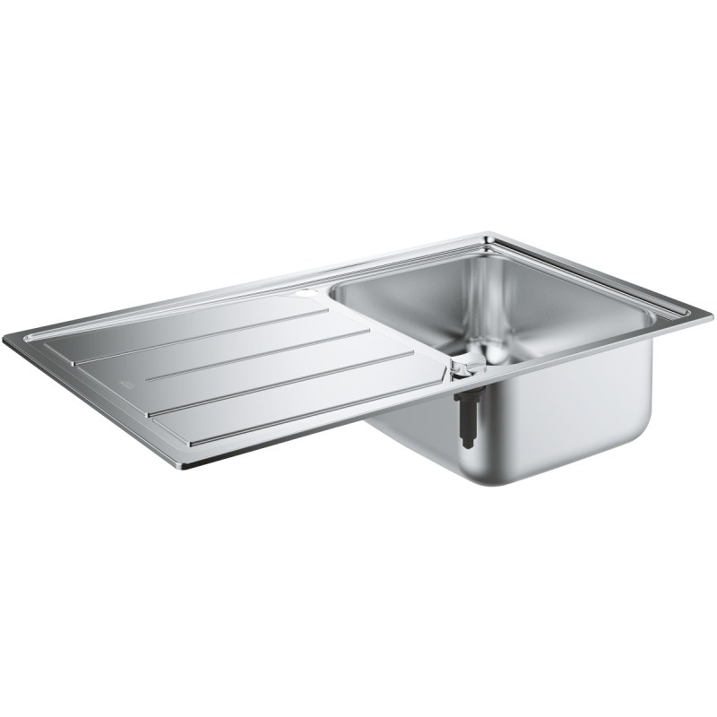 Grohe K500 Stainless Steel Sink with Drainer 31571
