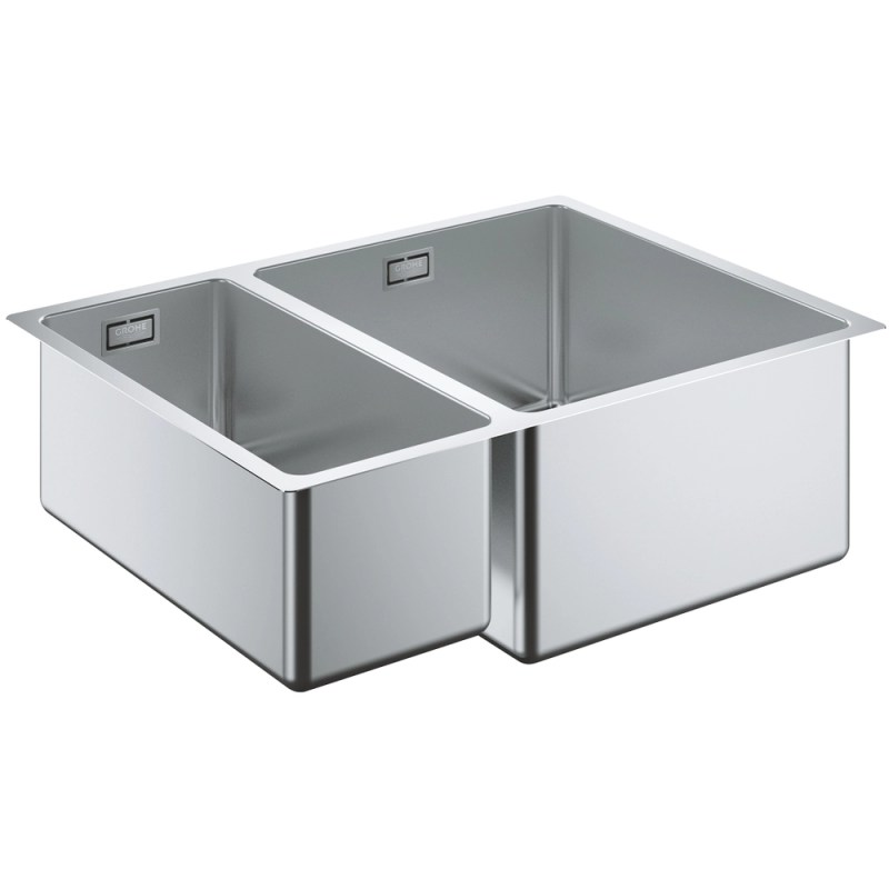 Grohe K700 Undermount Stainless Steel Sink 1.5 Bowl 31576