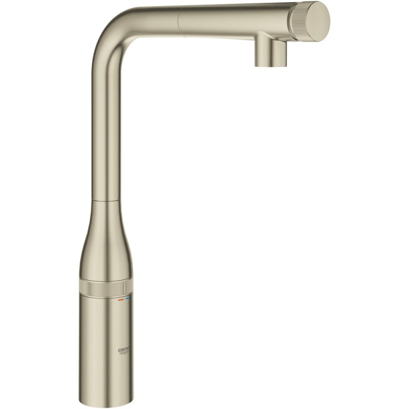 Grohe Essence SmartControl Sink Mixer 31615 Brushed Nickel