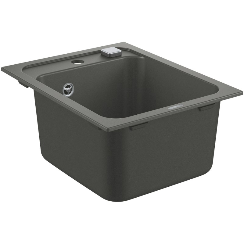 Grohe K700 50-C 40/50 1.0 Composite Sink 31650 Granite Gray