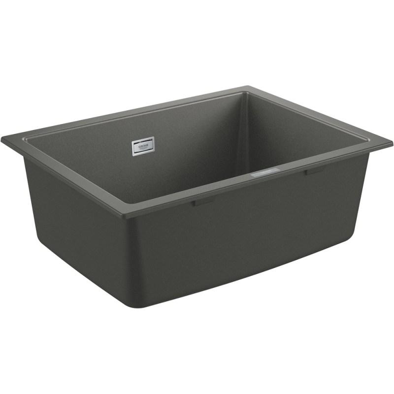 Grohe K700U 70-C 61/45.7 1.0 Undermount Sink 31655 Gray