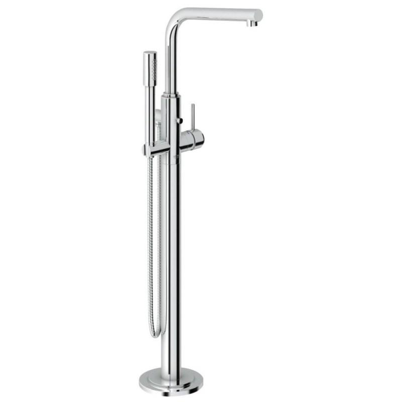 "Grohe Atrio Single-Lever Floor Mounted Bath/Shower Mixer 1/2"""